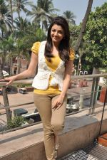 Kajal Aggarwal at Special 26 film promotions in Mumbai on 26th Jan 2013 (60).JPG