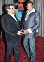 Mithun Chakraborty, Subhash Ghai at Subhash Ghai_s Birthday party in Mumbai on 24th Jan 2013 (1).jpg
