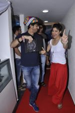 Salim Merchant, RJ Archana at Radio City Musical-e-azam in Bandra, Mumbai on 27th Jan 2013 (87).JPG