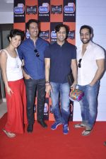 Salim Merchant, Sulaiman Merchant, RJ Salil Acharya, RJ Archana at Radio City Musical-e-azam in Bandra, Mumbai on 27th Jan 2013 (62).JPG