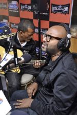 Benny Dayal at Radio City Musica-al-ezam in Bandra, Mumbai on 29th Jan 2013 (11).JPG