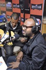 Benny Dayal at Radio City Musica-al-ezam in Bandra, Mumbai on 29th Jan 2013 (12).JPG