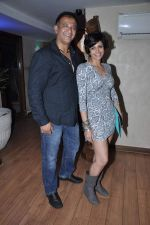 Mandira Bedi at Mangi anniversary bash in Andheri, Mumbai on 29th Jan 2013 (1).JPG
