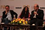 Salman Rushdie, Deepa Mehta at Midnight Childrens Press Conference in NCPA, Mumbai on 29th Jan 2013 (39).jpg
