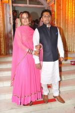 Udita Goswami, Mohit Suri at Udita Goswami weds Mohit Suri in Isckon, Mumbai on 29th Jan 2013 (203).JPG