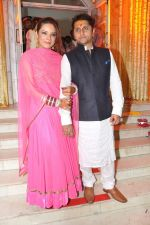 Udita Goswami, Mohit Suri at Udita Goswami weds Mohit Suri in Isckon, Mumbai on 29th Jan 2013 (205).JPG