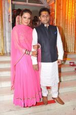 Udita Goswami, Mohit Suri at Udita Goswami weds Mohit Suri in Isckon, Mumbai on 29th Jan 2013 (207).JPG