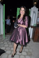 Pooja Bedi at the Launch of Olive_s New Menu in Mahalakshmi, Mumbai on 30th Jan 2013 (24).JPG