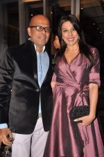 Pooja Bedi, Narendra Kumar Ahmed at Jade Jagger Kerastase launch in Four Seasons, Mumbai on 30th Jan 2013 (62).JPG