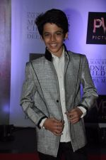 Darsheel Safary at the Premiere of Midnight_s Children in PVR, Pheonix, Mumbai on 31st Jan 2013 (4).JPG