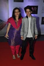 Darsheel Safary at the Premiere of Midnight_s Children in PVR, Pheonix, Mumbai on 31st Jan 2013 (5).JPG