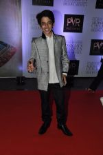 Darsheel Safary at the Premiere of Midnight_s Children in PVR, Pheonix, Mumbai on 31st Jan 2013 (6).JPG