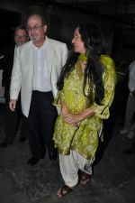 Salman Rushdie, Deepa Mehta at the Premiere of Midnight_s Children in PVR, Pheonix, Mumbai on 31st Jan 2013 (78).JPG