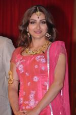 Soha ali Khan at the Trailor launch of Saheb Biwi Aur Gangster Returns in J W Marriott, Mumbai on 31st Jan 2013 (71).JPG