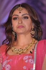 Soha ali Khan at the Trailor launch of Saheb Biwi Aur Gangster Returns in J W Marriott, Mumbai on 31st Jan 2013 (82).JPG