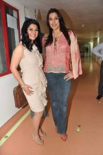 Pooja Bedi at Bhavna Jasra_s First impression gallery launch in  Kokilaben Ambani Hospital, Mumbai on 1st Jan 2013 (10).JPG