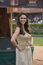 Aditi Rao Hydari at McDowell Signature Premier Indian Derby 2013 day 1 in Mumbai on 3rd Feb 2013 (63).JPG