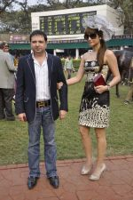 at McDowell Signature Premier Indian Derby 2013 day 1 in Mumbai on 3rd Feb 2013 (119).JPG