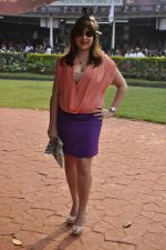 at McDowell Signature Premier Indian Derby 2013 day 1 in Mumbai on 3rd Feb 2013 (88).JPG