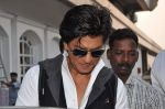 Shahrukh Khan snapped in Bandra, Mumbai on 4th Feb 2013 (12).JPG