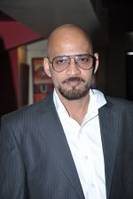 Alok Shrivastava at The Unsound film screening in PVR, Mumbai on 6th Feb 2013 (26).JPG