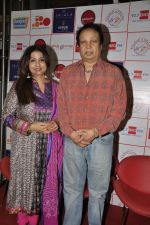 Bhupinder singh, Mitali Singh at Jagjit Singh tribute in Big FM, Mumbai on 6th Feb 2013 (65).JPG