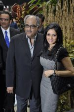 Sridevi, Boney Kapoor at Aamby Valley Broadway Delights launch in Sahara Star, Mumbai on 6th Feb 2013 (12).JPG