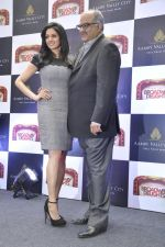 Sridevi, Boney Kapoor at Aamby Valley Broadway Delights launch in Sahara Star, Mumbai on 6th Feb 2013 (7).JPG