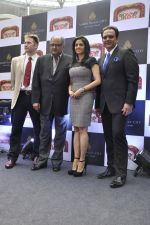 Sridevi, Boney Kapoor at Aamby Valley Broadway Delights launch in Sahara Star, Mumbai on 6th Feb 2013 (9).JPG