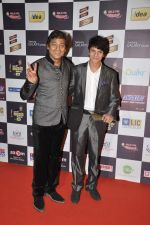 Aadesh Shrivastav at Radio Mirchi music awards red carpet in Mumbai on 7th Feb 2013 (4).JPG