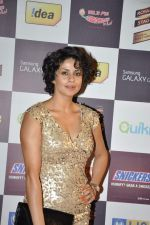Gul Panag at Radio Mirchi music awards red carpet in Mumbai on 7th Feb 2013 (179).JPG