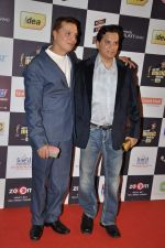 Jatin Lalit at Radio Mirchi music awards red carpet in Mumbai on 7th Feb 2013 (31).JPG