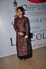 Tisca Chopra at Lincoln film screening in PVR, Mumbai on 7th Feb 2013 (3).JPG