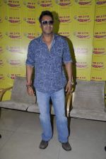 Ajay Devgan at radio mirchi in Parel, Mumbai on 8th Feb 2013 (6).JPG