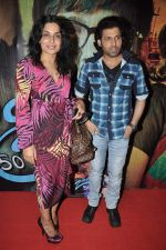 Meera, Rajan Verma at the music launch of film Zindagi 50 50 in Andheri, Mumbai on 8th Feb 2013 (43).JPG