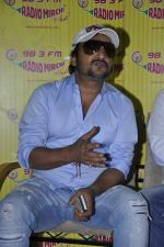 Sajid Ali at radio mirchi in Parel, Mumbai on 8th Feb 2013 (19).JPG