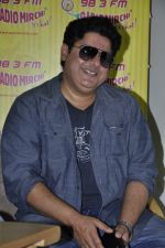 Sajid Khan at radio mirchi in Parel, Mumbai on 8th Feb 2013 (20).JPG