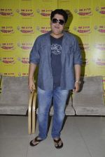 Sajid Khan at radio mirchi in Parel, Mumbai on 8th Feb 2013 (21).JPG