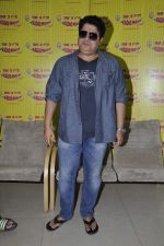 Sajid Khan at radio mirchi in Parel, Mumbai on 8th Feb 2013 (22).JPG