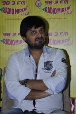 Wajid Ali at radio mirchi in Parel, Mumbai on 8th Feb 2013 (15).JPG