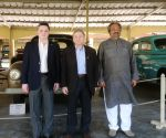Mr Singhania and Mr Todt during a visit to vintage car collection by Prince Punjawala of Bilkha1.JPG