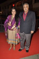Satish Shah at Anjan Shrivastav son_s wedding reception in Mumbai on 10th Feb 2013 (42).JPG