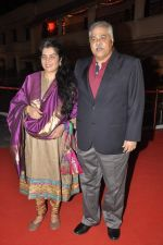 Satish Shah at Anjan Shrivastav son_s wedding reception in Mumbai on 10th Feb 2013 (43).JPG