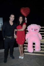 Ashita Dhawan, Shailesh at Gehna Valentine evening hosted by Munisha Khatwani in Mumbai on 11th Feb 2013 (25).JPG