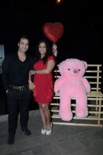 Ashita Dhawan, Shailesh at Gehna Valentine evening hosted by Munisha Khatwani in Mumbai on 11th Feb 2013 (26).JPG