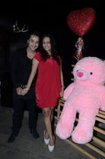 Ashita Dhawan, Shailesh at Gehna Valentine evening hosted by Munisha Khatwani in Mumbai on 11th Feb 2013 (27).JPG