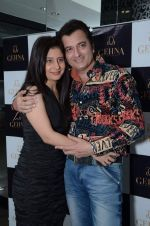 Avinash Wadhavan at Gehna Valentine evening hosted by Munisha Khatwani in Mumbai on 11th Feb 2013 (21).JPG
