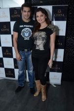 Deepshikha, Keshav Arora at Gehna Valentine evening hosted by Munisha Khatwani in Mumbai on 11th Feb 2013 (65).JPG