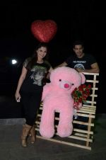 Deepshikha, Keshav Arora at Gehna Valentine evening hosted by Munisha Khatwani in Mumbai on 11th Feb 2013 (70).JPG