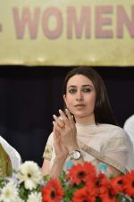 Karisma Kapoor at women empowerement event organised by Mumbai police in Bhaidas Hall, Mumbai on 11th Feb 2013 (68).JPG